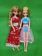 Takara Jenny & Friend Dolls lot of 2