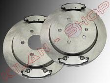 2 Bremsscheiben (298 mm Ø) & Bremsklötze Keramik hinten Cadillac CTS 2003 - 2007