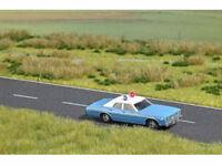 Busch 5629 Dodge Police Polizei elektronisches Rotlicht und Blaulicht H0 Neu