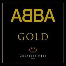 ABBA Gold Greatest Hits CD