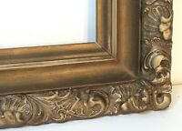 ANTIQUE GREAT QUALITY GILT FRAME FOR PAINTING  20 X 16  OUTSIDE 26 X 22 INCH