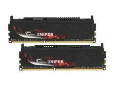 G.SKILL Sniper Series 8GB (2 x 4GB) 240-Pin DDR3 SDRAM DDR3 1600 (PC3 12800) Des