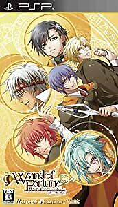 Used PSP Wand of Fortune Portable Japan Import ((Free shipping))