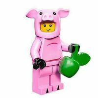 GENUINE LEGO MINIFIGURE SERIES 12 71007 PIGGY GUY