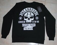 Headrush HR Fortune Favours Brave NWT (Black) Size: M - street mma training