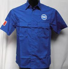 Blue Fiat Shirt – Medium