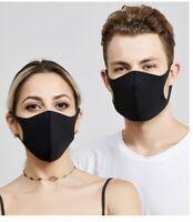 MEL SYD AU Stock Adult Breathable Pollution Face Mask Reusable Washable Masks AU