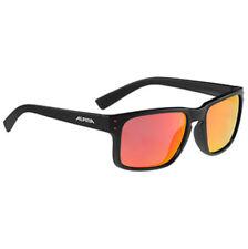 Alpina Fahrradbrille Lifestyle Brille KOSMIC black matt-red