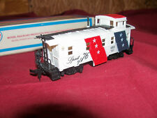 Old HO Scale Model Power Spirit of 1776 Train Caboose 696 Toy Railroad 76 Car Co