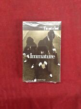 Immature Cassette Single New . I'm Not A Fool