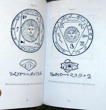 Black Pullet Egg Occult Grimoire Magic Amulets Spells Seals Sigils Necromancy 13