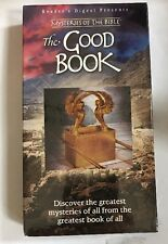 Reader's Digest Presents Mysteries Of The Bible - The Good Book - VHS