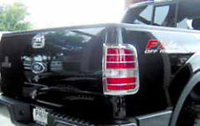 FORD F-150 2004 - 2008 TFP ABS CHROME TAILLIGHT COVER SET - 323G
