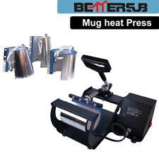 Bettersub Combo 4 In 1 Heat Transfer Sublimation Mug Press Machine For 10oz 17oz