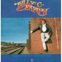 CD Billy C.Farlow- i ain't never had too much fun 8012786007427
