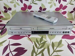 Toshiba SD-24VB DVD Player Video VHS Recorder Combi + Remote