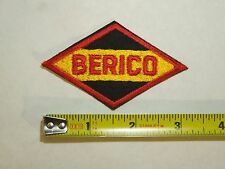 Berico Heating and Air Condition North Cariolina Company Logo Patch