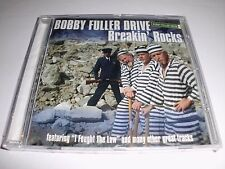 Bobby Fuller Drive  Breakin'rocks - CD - OVP
