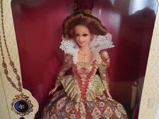 CLEARANCE VINTAGE NEW ELIZABETH QUEEN BARBIE THE GREAT ERAS COLLECTION 1995