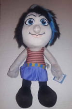 "VEXY SMURF The Bad Girl Smurf NWT 17"" plush stuffed Toy Doll New NWT"