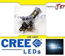 CREE LED 50W HS1 12V White 6000K One Bulb Head Light Replace Bike ATV Scooter
