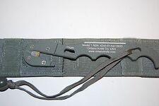 miltiary belt cutter emergency auto kit ontario knife  NSN 4240-01-547-5933