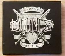 LOUDNESS-SAMSARA FLIGHT-JAPAN 2 CD+DVD limited edition COCP-39624