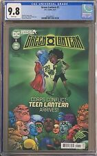 Green Lantern #1 CGC 9.8