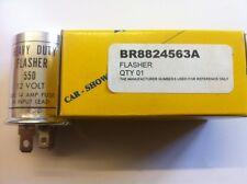 Flasher Unit Universal 3 Pin 12 Volt No Side Mounting Bracket.