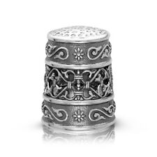 thimble sterling silver 925 Russia # 930850