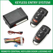 Door Lock Kit Remote Start Car Remote Control Central Locking Kit Entry System