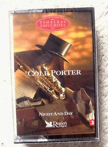 76300 Cassette 3 Cole Porter Night And Day [NEW / SEALED] Cassette Album