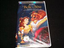 LA BELLE ET LA BETE<>FRENCH PLATINE EDITION<>RARE VHS VIDEO TAPE  °  25125-123