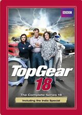 Top Gear : Series 18 (DVD, 2012, 3-Disc Set)