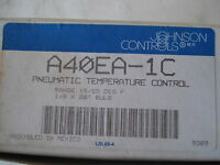 NEW JOHNSON CONTROLS A40EA-1C TEMPERATURE CONTROL A40EA1C
