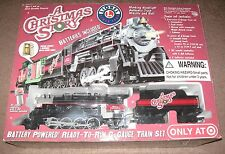 Lionel new 7-11177 Christmas Story G-Gauge Battery-operated train set
