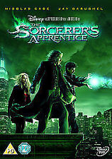 The Sorcerer's Apprentice [DVD] [2010], in Good Condition, Alfred Molina, Monica