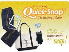 QUICK-SNAP Brother/Babylock PR600/650/1000