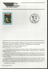 ITALIA 1995 - SCUDETTO CALCIO FOOTBALL JUVENTUS - BOLLETTINO N. 16