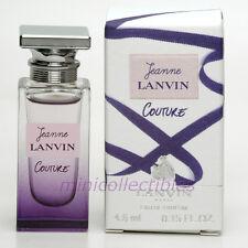 Jeanne Lanvin COUTURE  Eau de Parfum 4.5 ml Mini Perfume Miniature New in Box