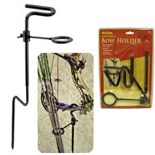 NEW ALLEN GROUND STAKE BOW HOLDER WITH ARROW HOLDER RING,BLIND HUNTING,5284