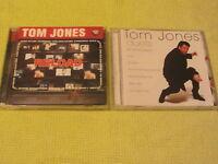 Tom Jones Reload & Duets Two CD Albums ft Tina Turner Portishead Chaka Khan