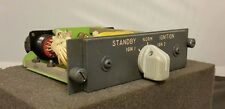Boeing 747 Aircraft Engine Ignition Control Panel  * AS- REMOVED *