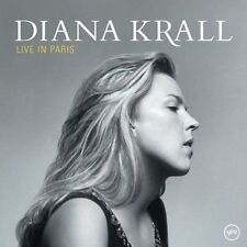 Live in Paris by Diana Krall (CD, Oct-2002, Verve)