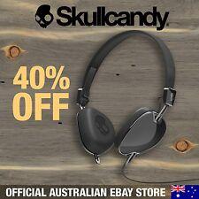 Skullcandy Navigator Black Over the Ear Cable Headphones