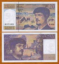 20 Francs      PMG 67 Superb   UNC France  1997 P# 151i