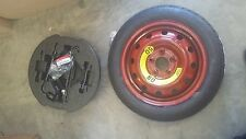 """Genuine KIA spare tire kit FOR 2015 Forte KOUP with 16"""" wheels JACK/TOOLS/TIRE"""