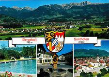 Bergstadt Sonthofen ,AK ungelaufen