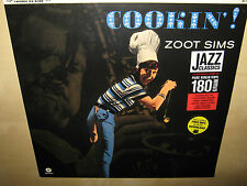ZOOT SIMS Cookin' LP 180gram Audiophile DMM Limited Ed +Free Mp3 download SEALED