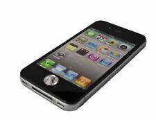 Diamond Sticker für Apple iPhone 4 4S Button für den Navigation Key clear